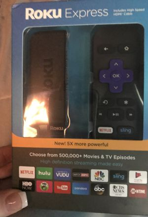 Brand new in the box Roku stick for Sale in Franklin, IN