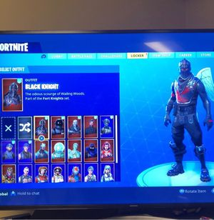 Fortnite account for Sale in Tempe, AZ