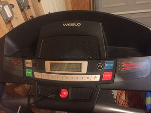 Weslo treadmill for Sale in Lyons, IL