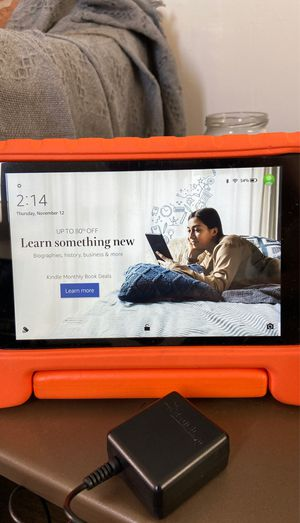 Amazon Fire HD tablet 6th generation for Sale in Chicago, IL