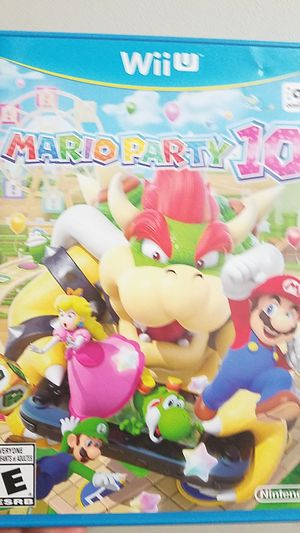 Mario party 10 for Sale in Denver, CO