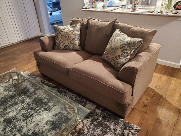 FREE Two Brown Couches