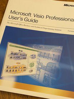 Microsoft Visio Professional 2002 for Sale in Auburn,  WA