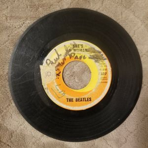 FREE Beatles: She's a Woman/ I Feel Fine 45 Record for Sale in Whittier, CA