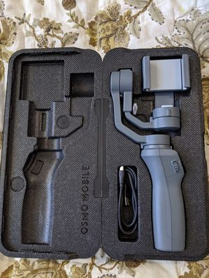 DJI Osmo Mobile 2 only used twice for Sale in Miami, FL