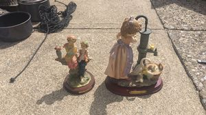 Lilly and Messina collection statues for Sale in Bethlehem, PA