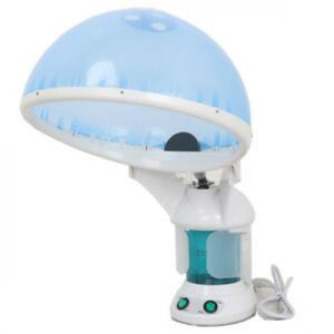Ozone Blue Hair and Facial Steamer w/ Bonnet Hood Attachment, Hair Therapy for Sale in Wildomar, CA