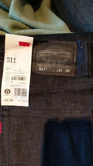New 511 Levis with tags for Sale in Washington, DC