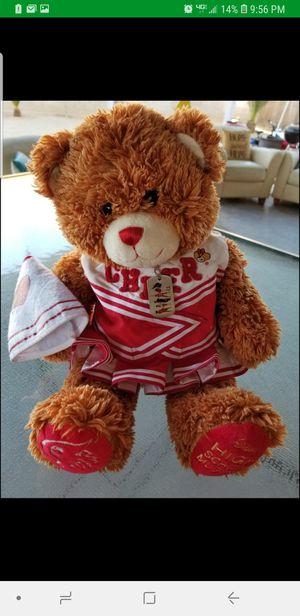 Original Build A Bear High School Musical Cheer Bear for Sale in Sanger, CA