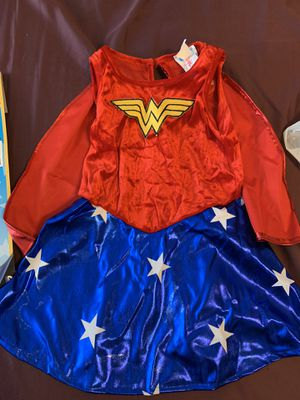 Girls Wonderwoman Costume for Sale in King of Prussia, PA