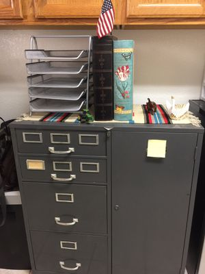 File Drawer and Secret Secured Locked Cabinet for Sale in Peoria, AZ