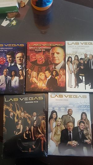 Las Vegas series complete dvd set for Sale in South Gate, CA