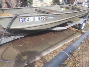 Jon Boat 14 ft for Sale in Atlanta, GA