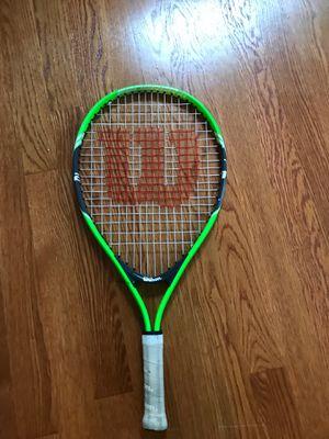Tennis Racket Wilson For Toddlers for Sale in McLean, VA