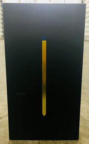 Samsung Galaxy Note 9 Unlocked Midnight Black Factory Sealed 128 GB + 256 GB Additional With Receipt for Sale in Ypsilanti, MI