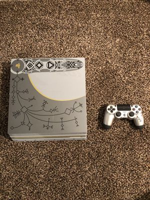 God of war LIMITED EDITION ps4 with controller for Sale in Crofton, MD