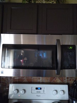Microwave oven range for sale for Sale in Haines City, FL