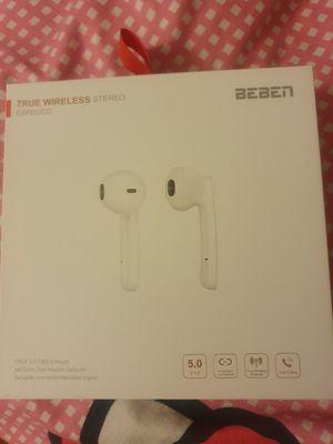 NEW Beben True Wireless Stereo Earbuds Bluetooth for Sale in El Monte, CA