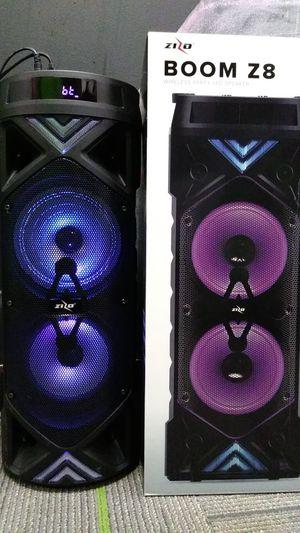 Zizo Wireless Party Speaker for Sale in Marquette, MI