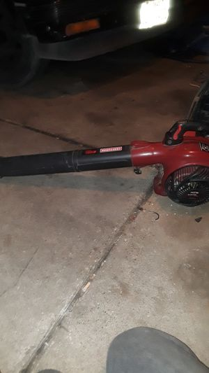 Craftsman 25 cc leaf blower two cycle for Sale in Dallas, TX