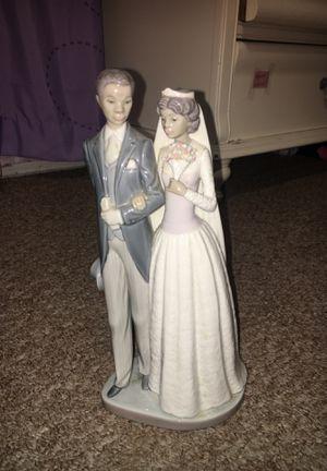 Lladro Figurine WEDDING DAY BRIDE for Sale in Stickney, IL