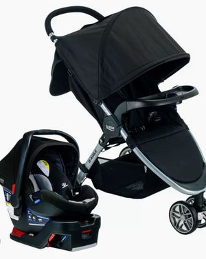 STROLLER (Britax Dual Comfort Travel System) for Sale in Springfield, OR