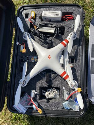 Phantom 1 drone with TONS of extras. for Sale in Vacaville, CA