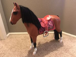 "Horse for 18"" dolls for Sale in Surprise, AZ"