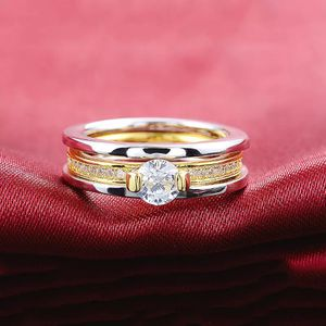 ❤️ON SALE❤️Stamped 18K Gold bond- Solitaire 💍😍 Multi CRCL Cut Diamond 💎 for Sale in Houston, TX