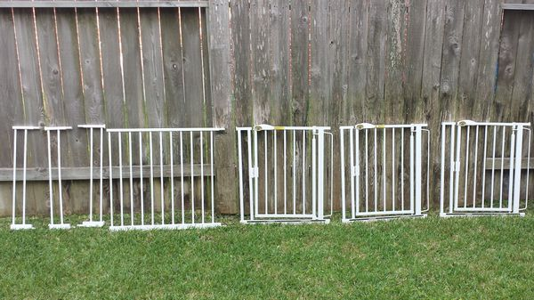 """Baby gate 31.25"""" extension"""