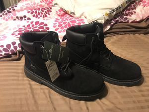 Himalayan's work boots size 13 but really a 12 us for Sale in Salem, MA