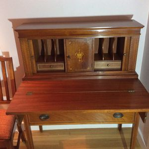 Secretary Desk and chair for Sale in Harvard, MA