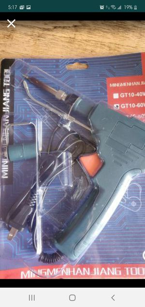 SOLDERING IRON for Sale in Anaheim, CA