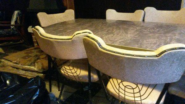Gorgeous mid-century dining set