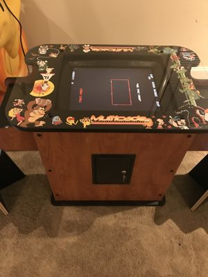 Brand new 60 game arcade machine for Sale in Loganville, GA