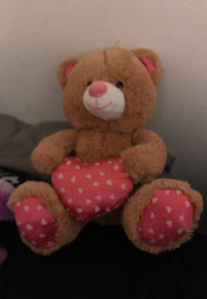 Valentines Day Teddy Bear for Sale in Ashland, MA