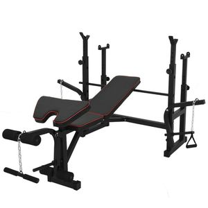 Weight Bench Set Adjustable for Sale in Los Angeles, CA