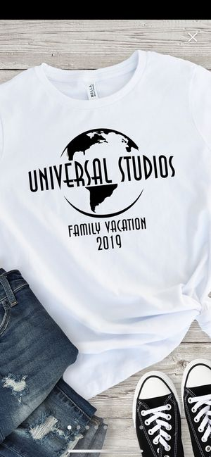 Universal studios Shirt Family Trip for Sale in Boalsburg, PA