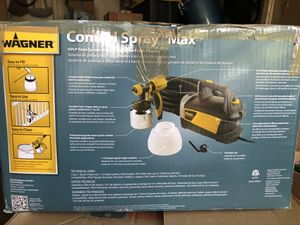 Wagner power painter- Control Spray Max for Sale in Mount Dora, FL