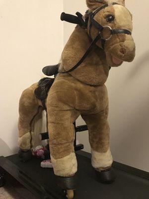 Giddy up n go pony mechanical rideon for Sale in Woodbridge, VA