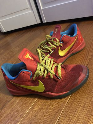 Size 7.5 Kobe 8 Year of the Horse for Sale in Alexandria, VA