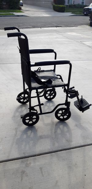 Nova Lightweight Wheelchair/Transport Chair for Sale in La Puente, CA