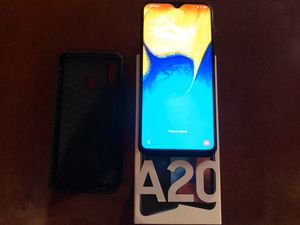 Samsung A20 Android Phone 32GB Metro PCS $100 for Sale in Trenton, NJ