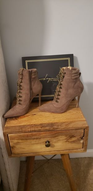 "Zendaya ""Army"" Stiletto Boots for Sale in Alpharetta, GA"