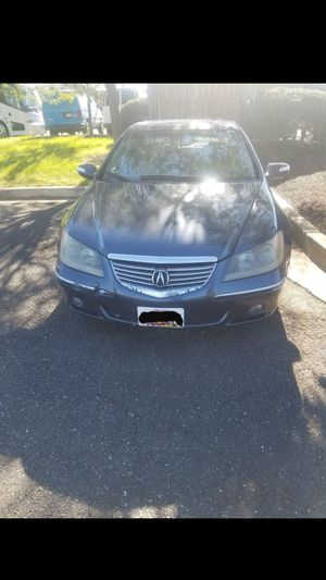 2005 acura rl sh awd for Sale in Silver Spring, MD