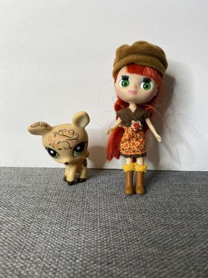 LPS littlest pet shop and Blythe doll for Sale in Sacramento, CA