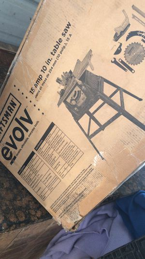 Table saw for Sale in Clewiston, FL