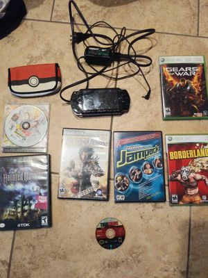 PS1, PS2, Gamecube, and Xbox 360 games for Sale in Brandon, FL