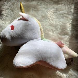 Medium Sized Unicorn Plush for Sale in Stephens City, VA