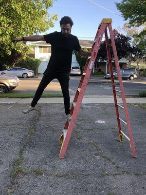 10 feet ladder for Sale in Santa Clara, CA